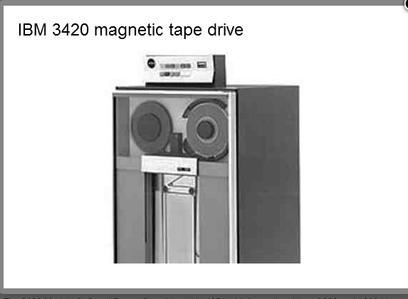ibm tape drive 1