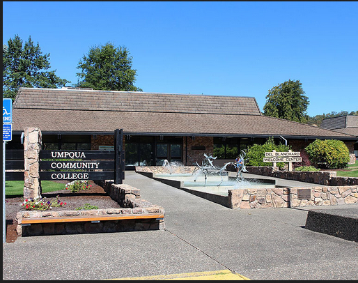 umpqua college site